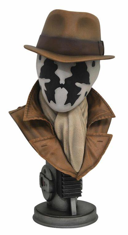 Buste Diamond Select - Watchmen Legends - Rorschach 25 cm