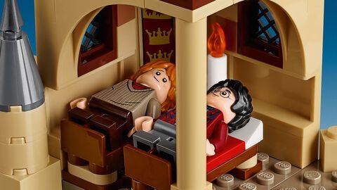 Lego - Harry Potter - 75953 - Le Saule Cogneur du château de Poudlard