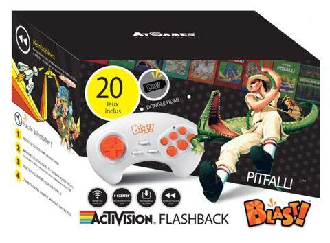 Blast Family Activision Flashback 20 Jeux