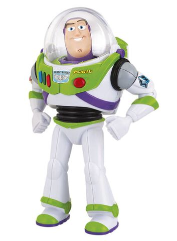 Figurine - Toy Story 4 - Buzz l'Eclair personnage parlant