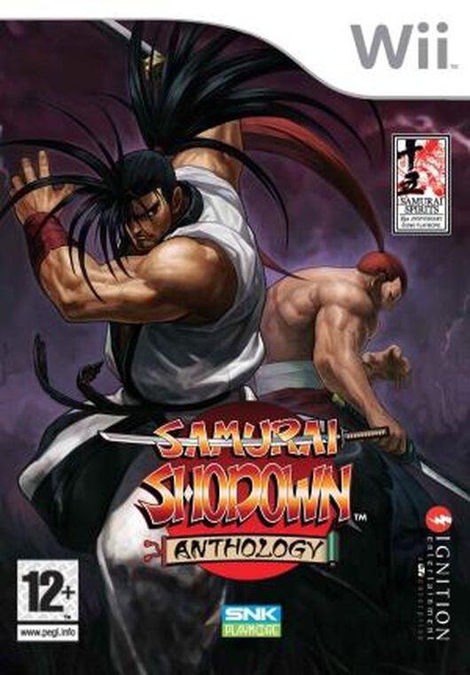 Samurai Shodown, Anthology