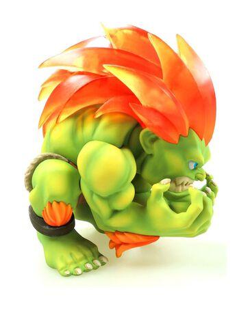 Figurine - Street Fighter - Diorama T.n.c. 05 Blanka