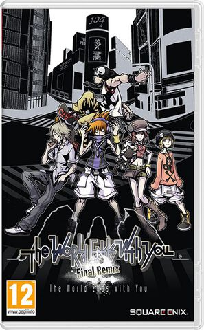 The World Ends With You Final Remix - Jeu complet - Version digitale