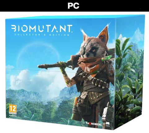 Biomutant Edition Collector