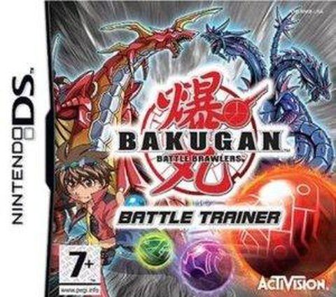 Bakugan, Entrainement Au Combat