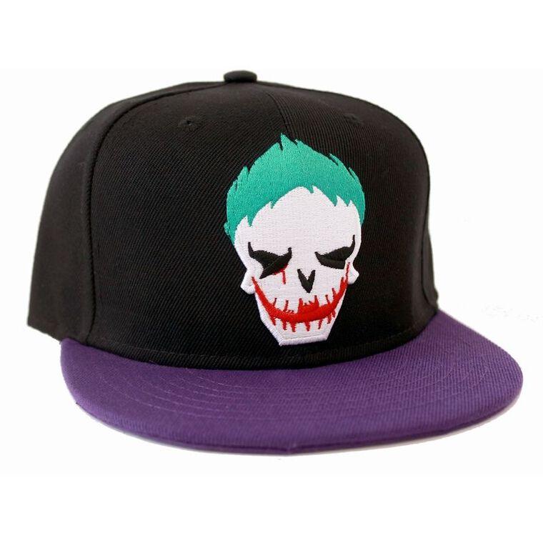 Casquette - Joker Skull - Taille unique noir