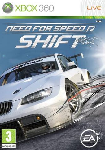 Need For Speed, Shift