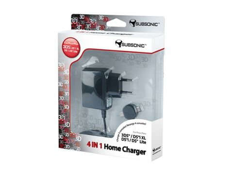 3ds - Chargeur Secteur (home Charger)