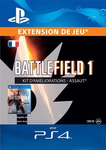 DLC - Battlefield 1 Kit Améliorations Assault - PS4