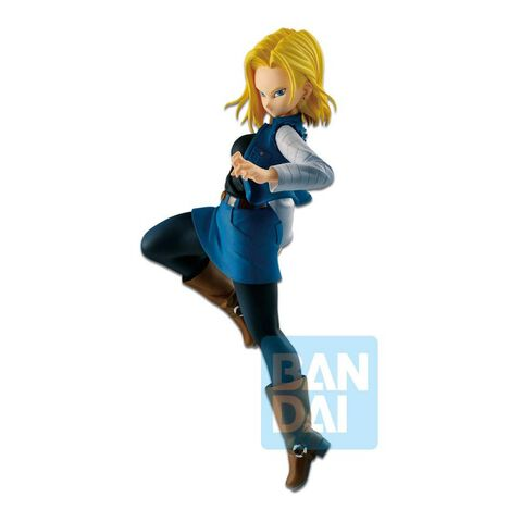 Figurine - Dragon Ball Z - The Android Battle Fighter Z C-18