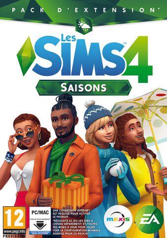 Les Sims 4 - DLC : Saisons - Version digitale