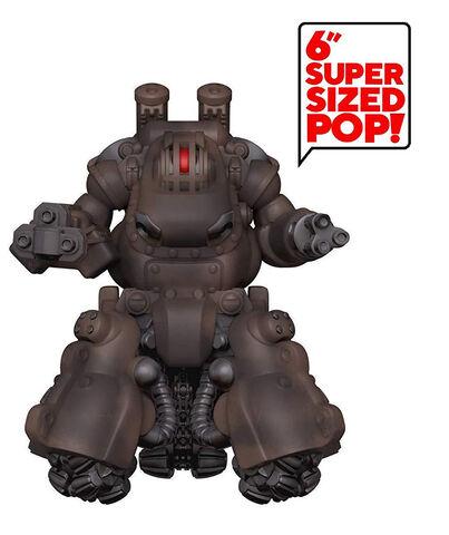 Figurine Funko Pop! N°375 - Fallout - S2 Sentry Bot - 15 cm