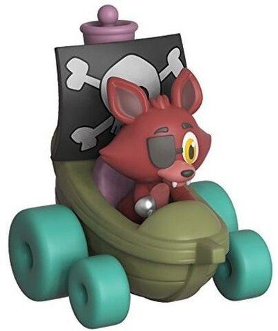 Figurine Funko Super Racers - Five Nights At Freddy's - Foxy Le Pirate