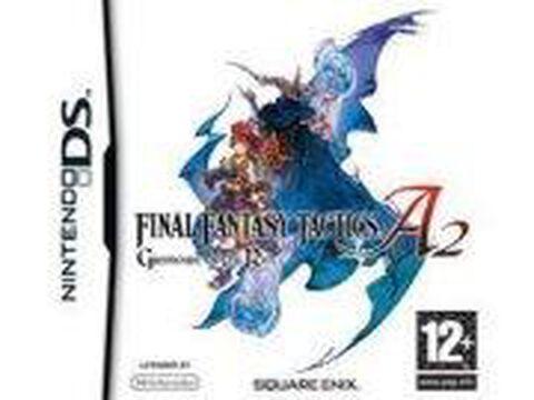 Final Fantasy Tactics A2, Grimoire Of The Rift