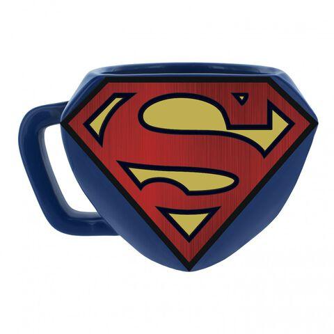 Mug - DC Comics - Forme Blazon Superman