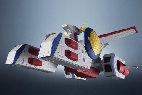 Maquette - Gundam - Kikan-taizen White Base 1/1700 Scv-70