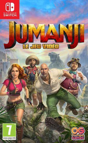 Jumanji Le Jeu Vidéo