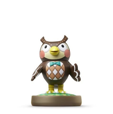 Figurine Amiibo Animal Crossing Thibou
