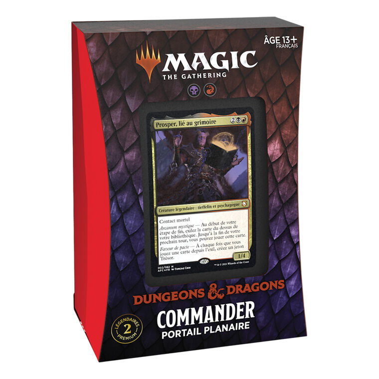 Deck - Magic The Gathering - Forgotten Realms: Portail Planaire