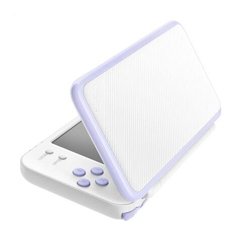 Nintendo New 2ds Xl Blanc/lavande  - Occasion
