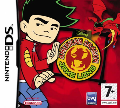 American Dragon Jake Long - Attack Of The Dark Dragon