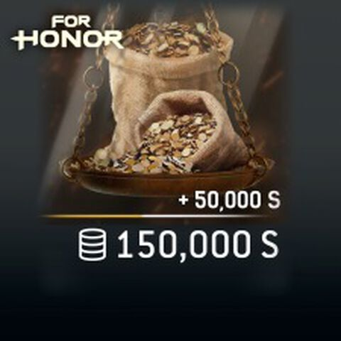 Dlc For Honor Pack 150 000 Unites Acier Ps4