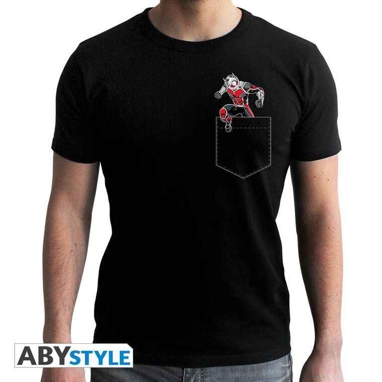 T-shirt - Ant-man - Poche - Taille M