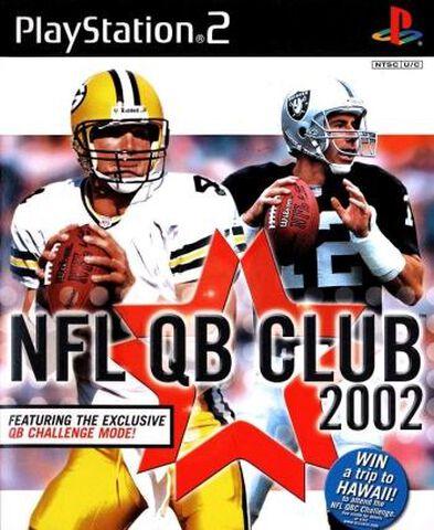 NFL Qb Club 2002