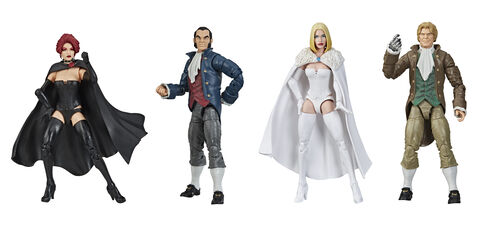 Figurine Marvel Legends Series - Collection Hellfire Club