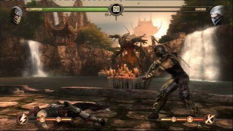 Mortal Kombat : Komplete Edition