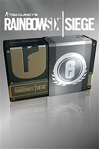 Dlc Rainbow Six Siege 1 200 Rainbow Credits Xbox One