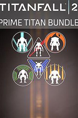 Dlc Titanfall 2 Bundle Titan Prime Xbox One