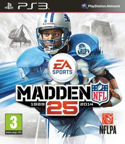 Madden NFL 25ème Anniversaire