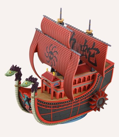 Maquette - One Piece - Nine Snake