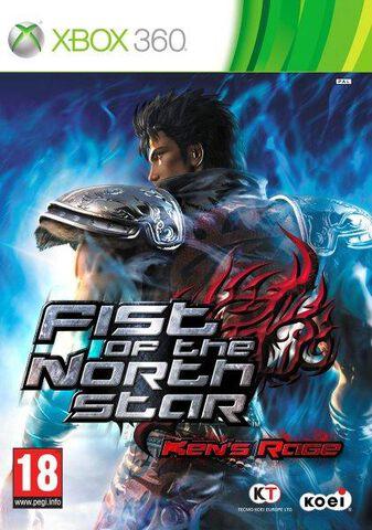 Fist Of The North Star, Ken's Rage