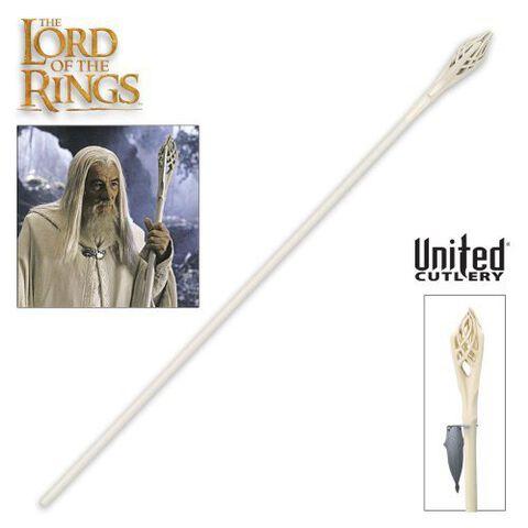 Réplique - Le Seigneur des Anneaux - Bâton de Gandalf