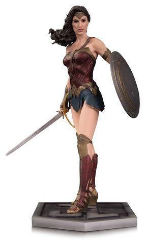 Statuette - Justice League - Wonder Woman par James Marsano