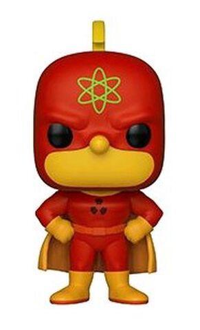 Figurine Funko Pop! N°496 - Simpsons - S2 Homer Radioactif