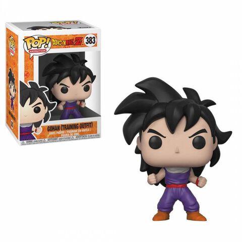 Figurine Funko Pop! N°383 - Dragon Ball Z - Gohan (tenue d'entraînement)