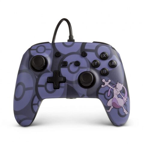 Manette Filaire Renforcée Mewtwo