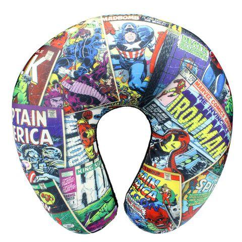 Appuie-tête de voyage - Marvel - Comic
