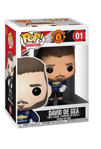 Figurine Funko Pop! N°01 - English Premier League - Manchester United David De Gea