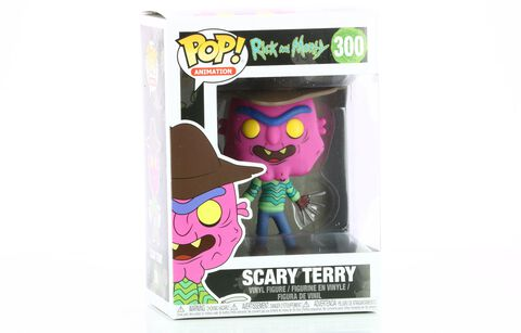 Figurine Funko Pop! N°300 - Rick et Morty S3 - Scary Terry