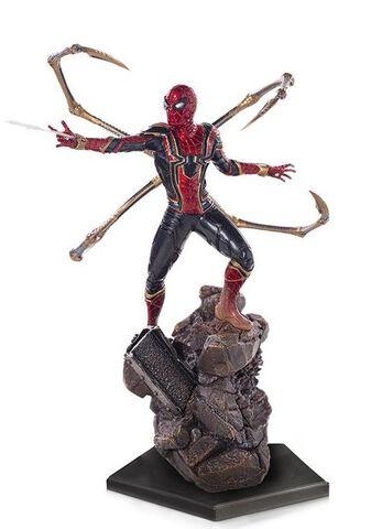 Statuette Iron Studios - The Avengers Infinity War - Iron Spider-Man Bds Art 1/1