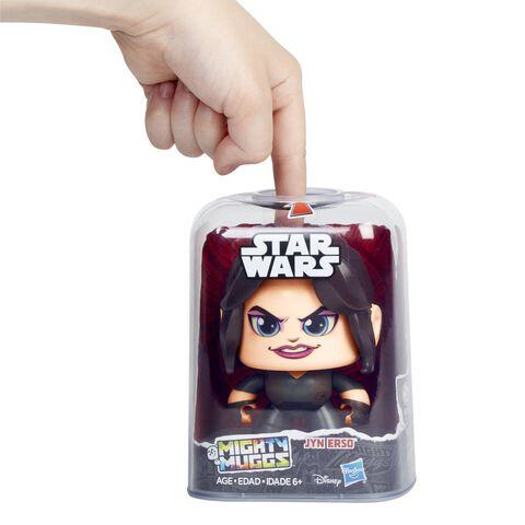 Figurine - Star Wars - Mighty Muggs Jyn Erso