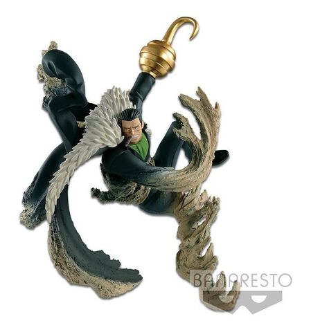 Figurine - One Piece - Abiliators Crocodile