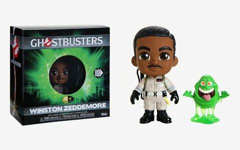 Figurine 5 Star - Sos Fantômes - Winston Zeddemore