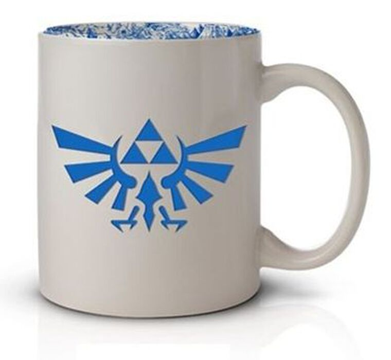 Mug - Zelda - Intérieur Imprimé