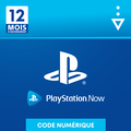 PlayStation Now 12 mois PS4 - PS5