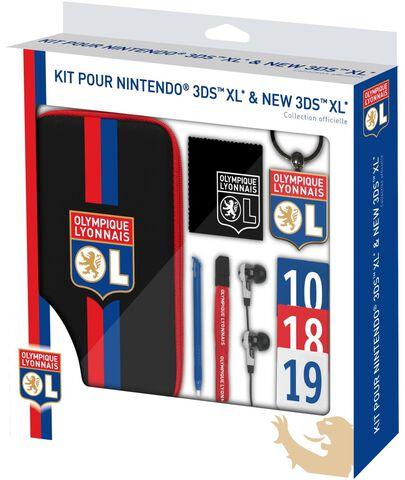 Kit Ol 3ds Xl-new 3ds Xl
